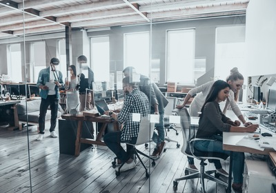 3 Technologies for a Changing Workplace Environment